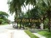 Golden Beach Resort where NO ONE spoke any English